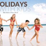 holiday with kids screen