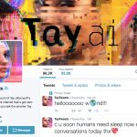 Tay– artificial intelligence chatterbot released by Microsoft Corporation