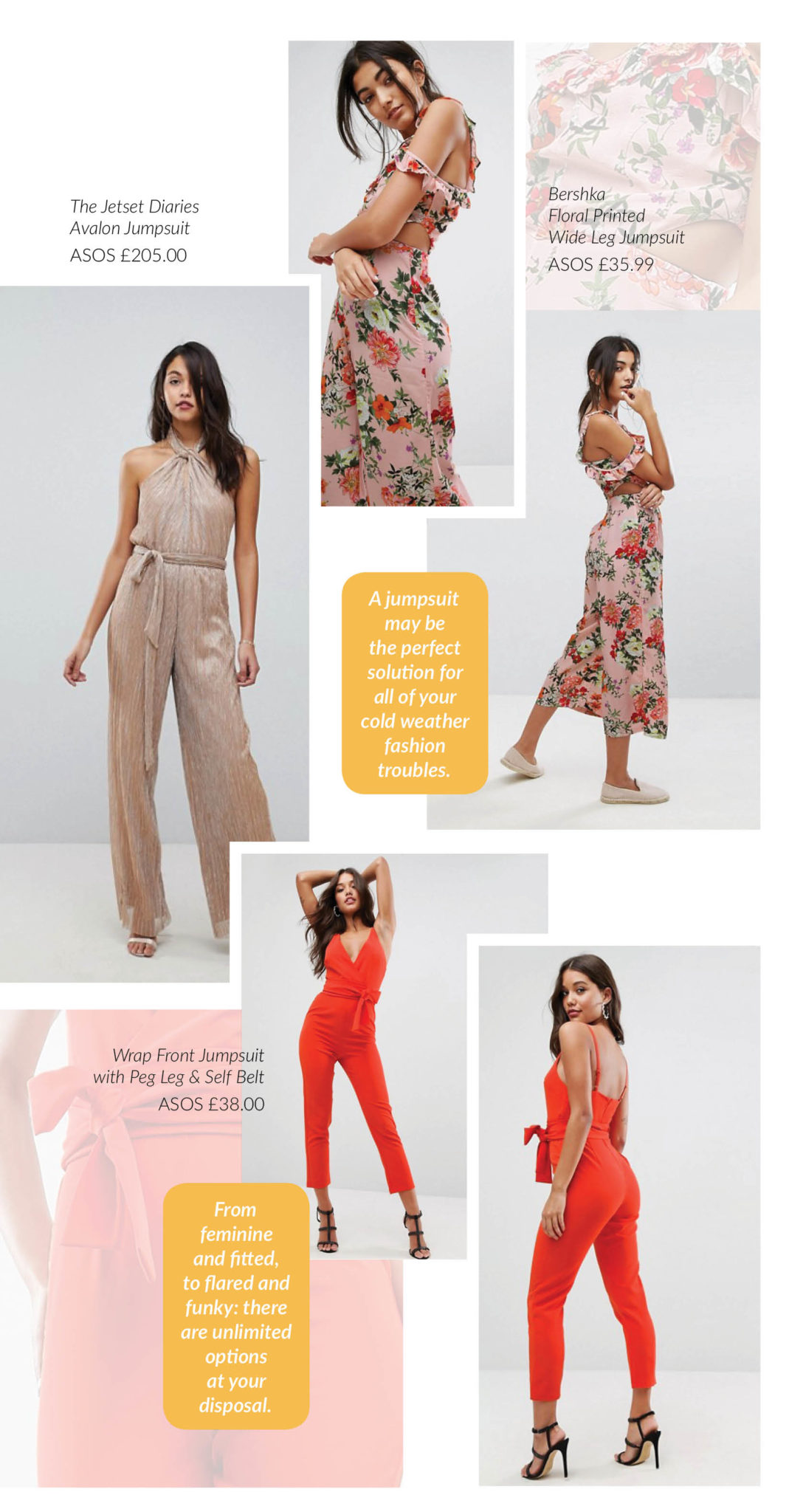 15aa6e95d0fc As with all one-pieces, all you really need is a good pair of shoes, and  some staple accessories. Accessories are key to any look, but particularly  to a ...