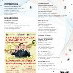 Winter Cultural programme 2018 – January