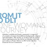 The Gibraltar Magazine March 2018 – From IT to DLT: One Woman's Journey