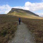 The ascent of Pen Y Ghent (Day Four)