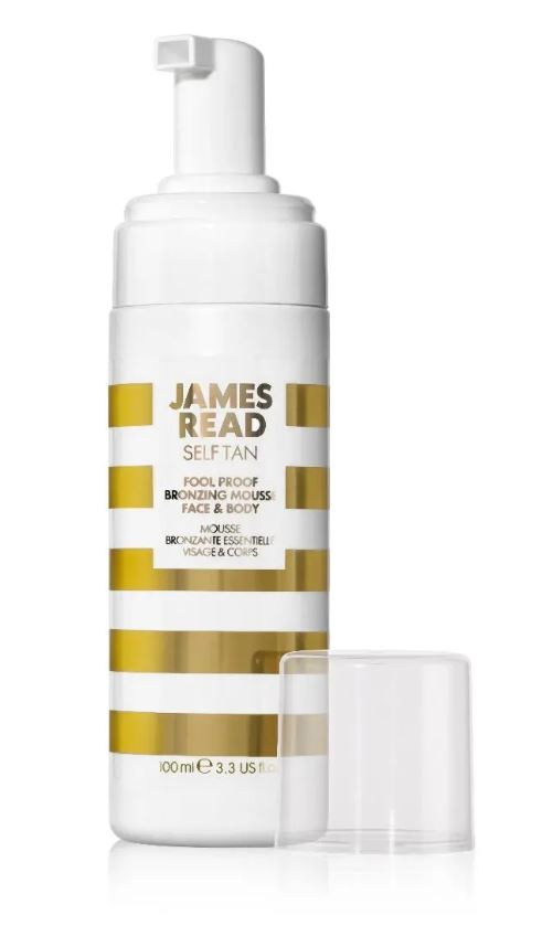 James Read Mousse