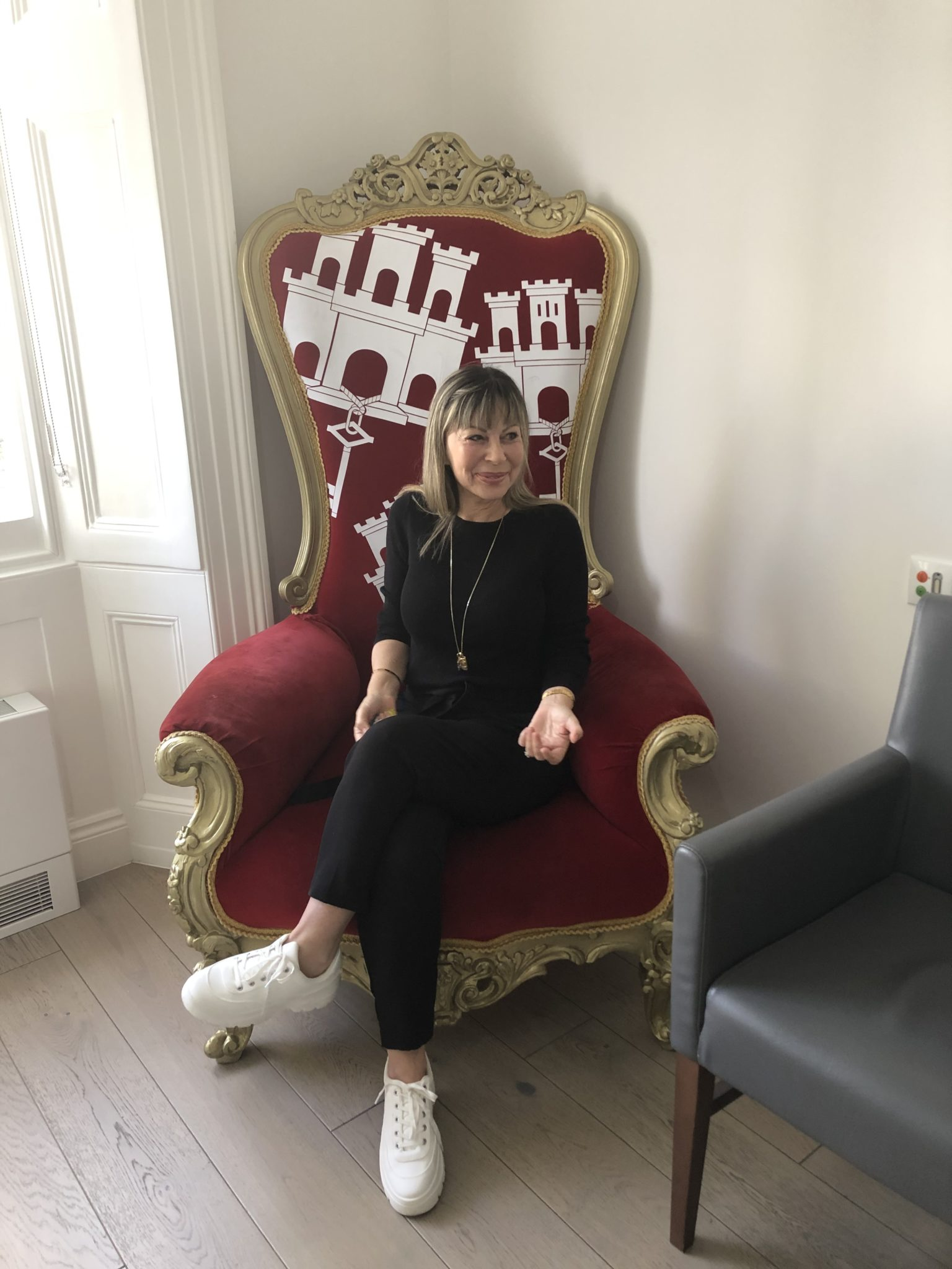 Sit for Calpe House chair