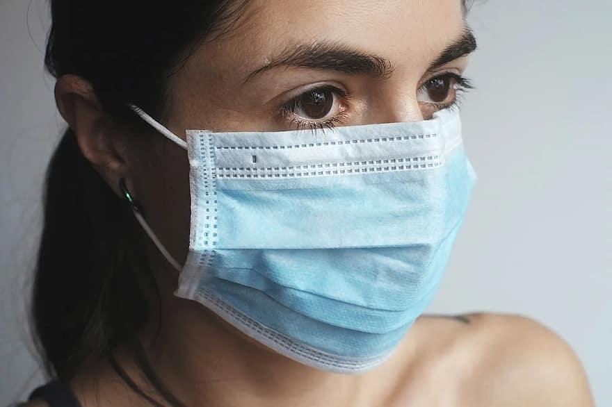 virus-protection-coronavirus-woman-face-mask-mouth-respiration-pandemic
