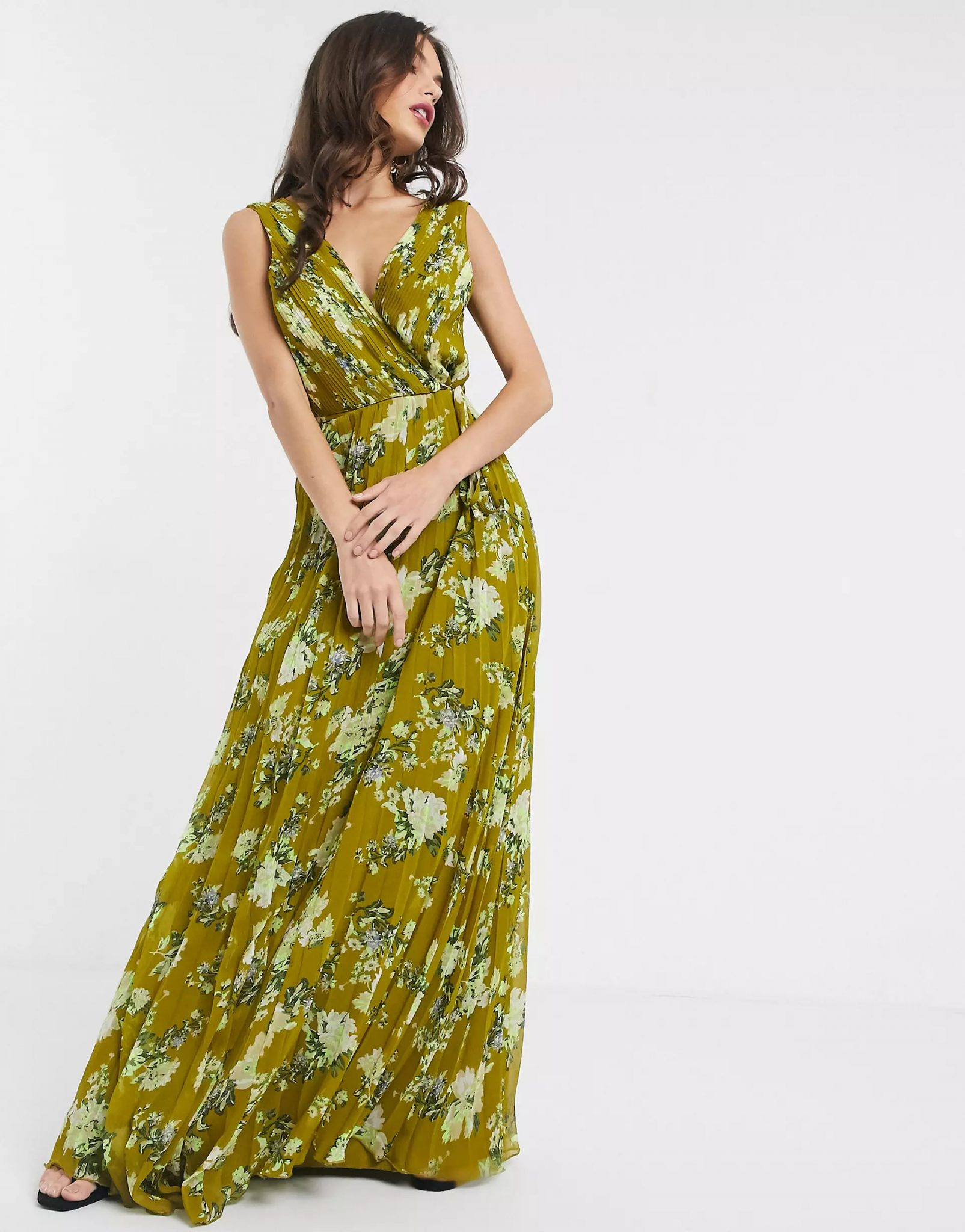Wrap-bodice-maxi-dress-with-tie-waist-and-pleat-skirt-in-floral-print_-ASOS-DESIGN_-£55.00
