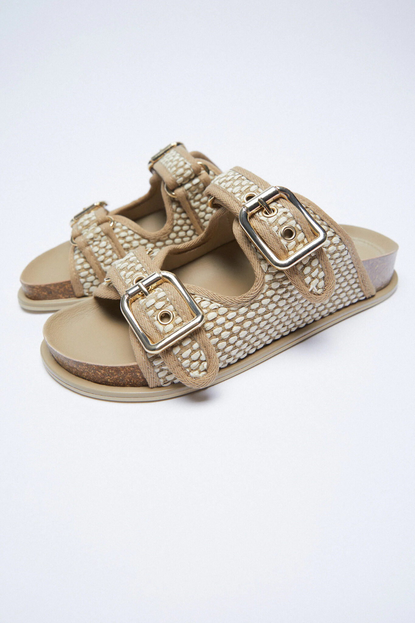 Flat-Fabric-Sandals-with-Buckles_-Zara_-£55.99