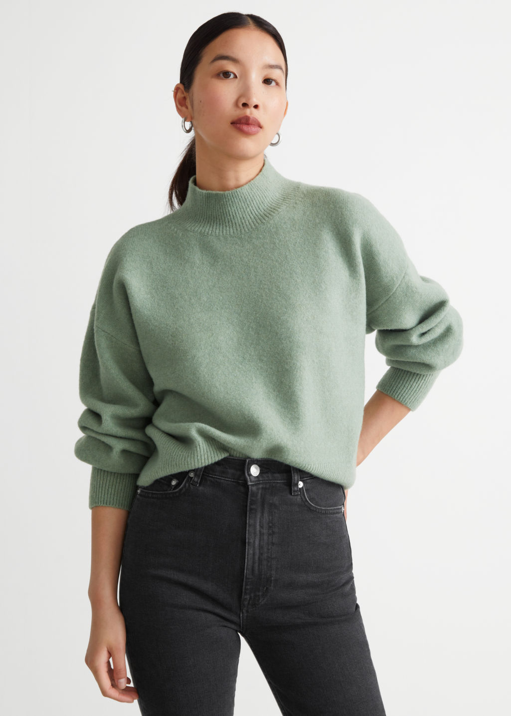 Mock Neck Sweater, & Other Stories, £35.00